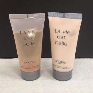 🌹Set of La Vie est Belle shower gel & Body Lotion